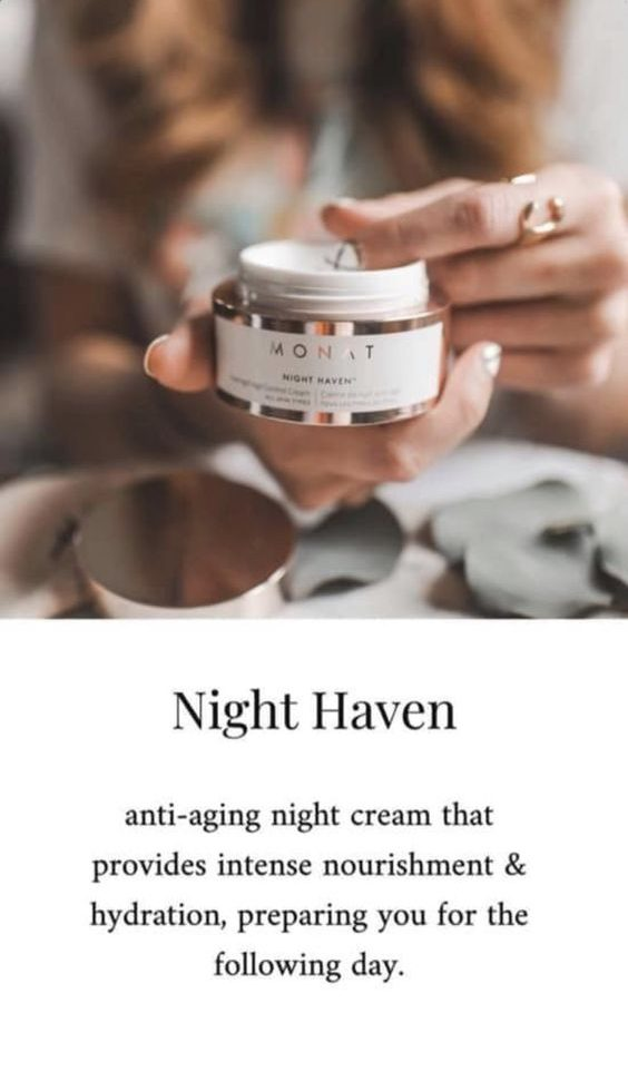 Monat Night Haven Overnight Age Control Cream Review Colorado Kelly
